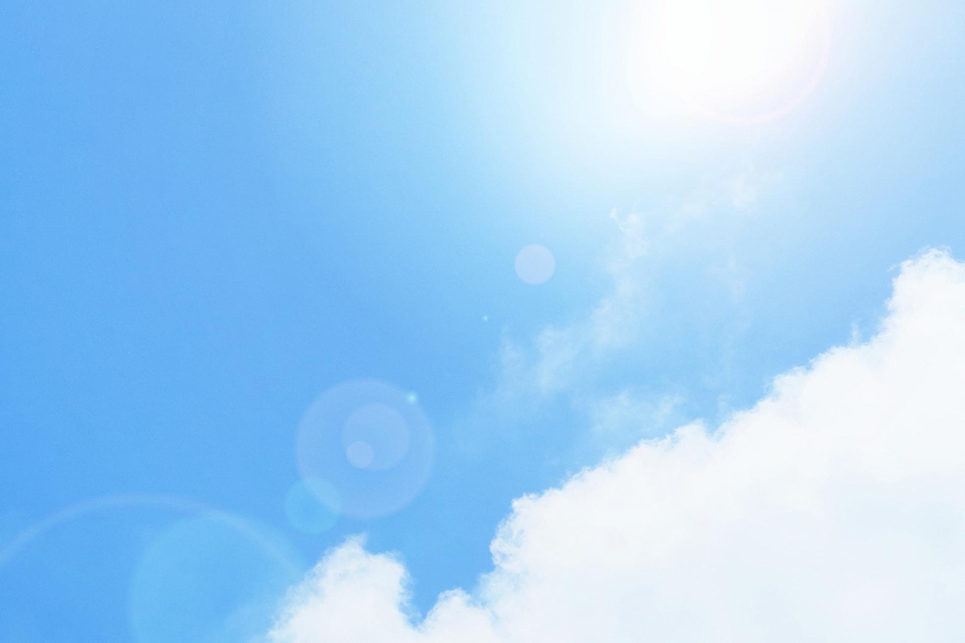 紫外線も女性薄毛の原因になります!
