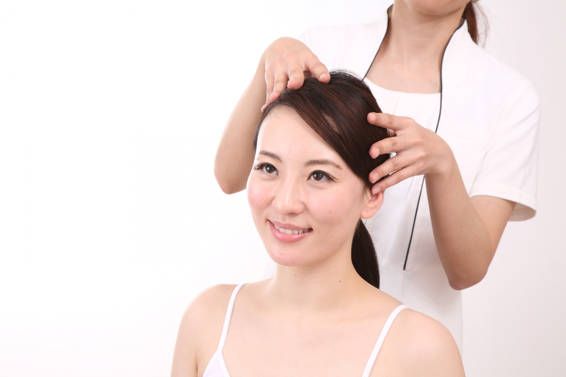 頭皮環境の改善で女性の薄毛を改善