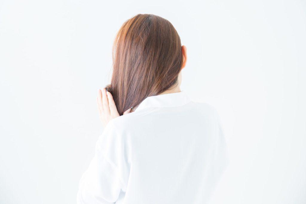 40代の女性の薄毛の症状とは