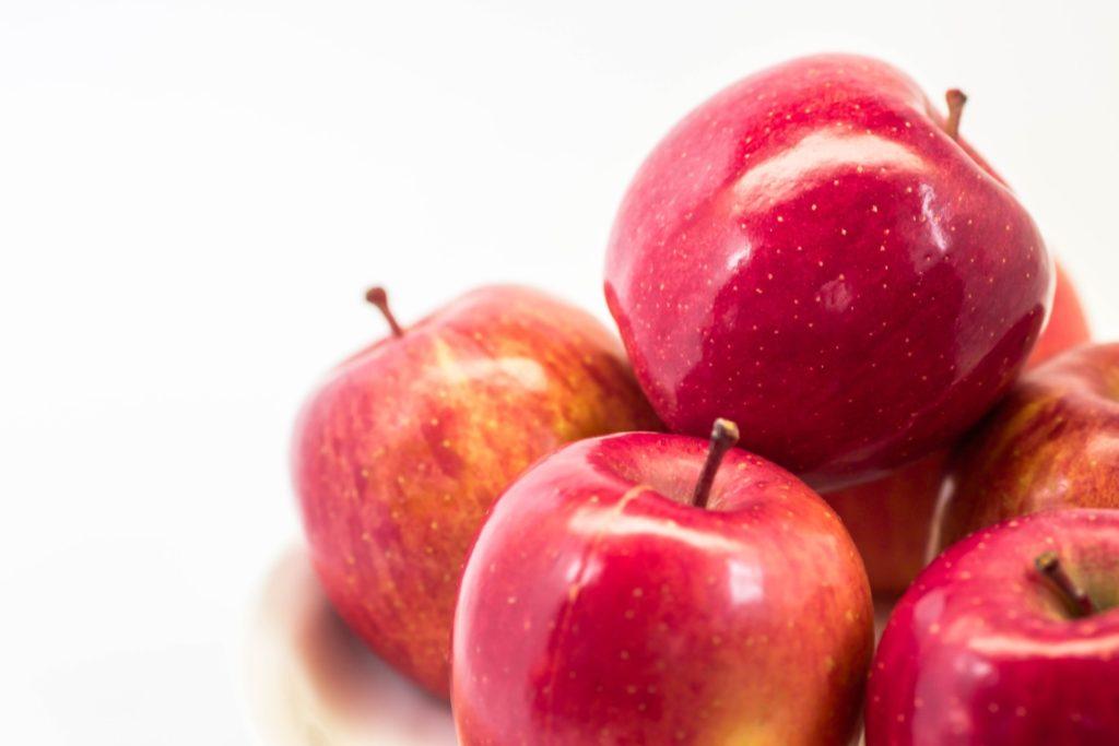 リンゴの効果が凄い!秘めたるリンゴの力を知っていますか?