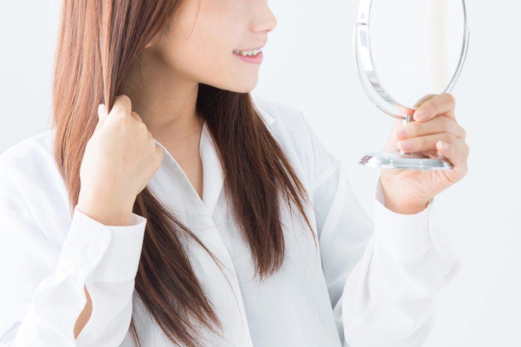 女性の薄毛の原因の頭皮の乾燥による薄毛とは