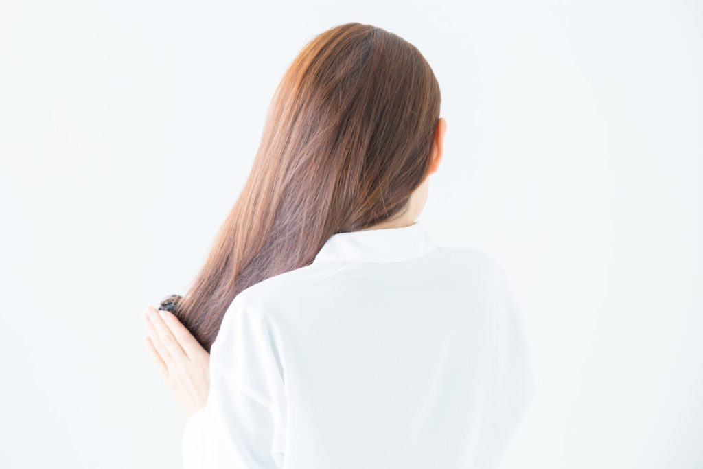 30代の女性の薄毛の症状とは