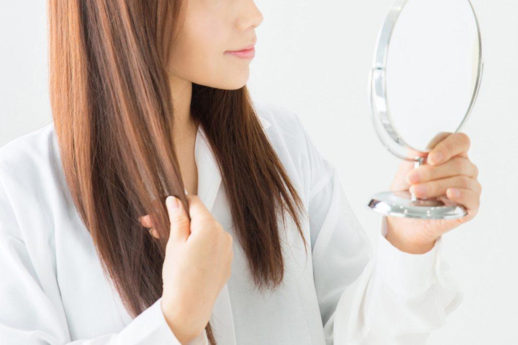 冷え性が薄毛の原因になっている?