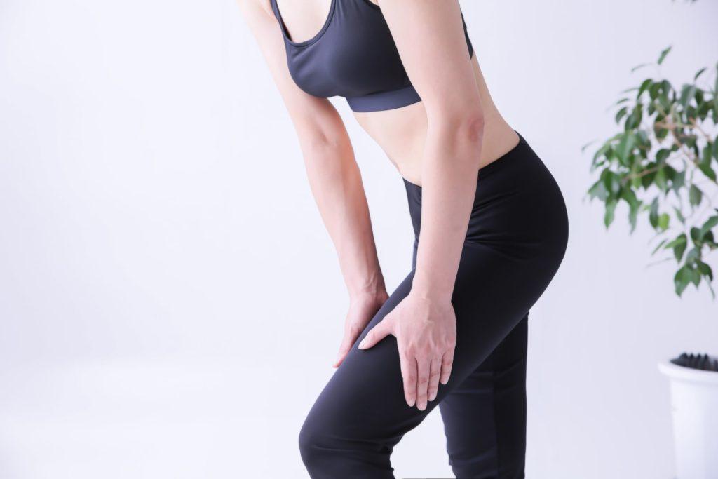 運動で体質改善