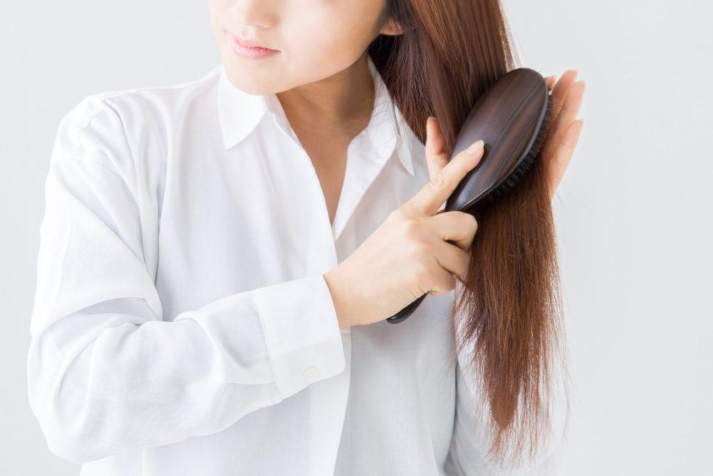 美髪に導く髪の洗い方