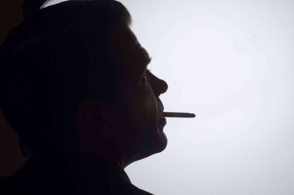 完全禁煙の辛さ
