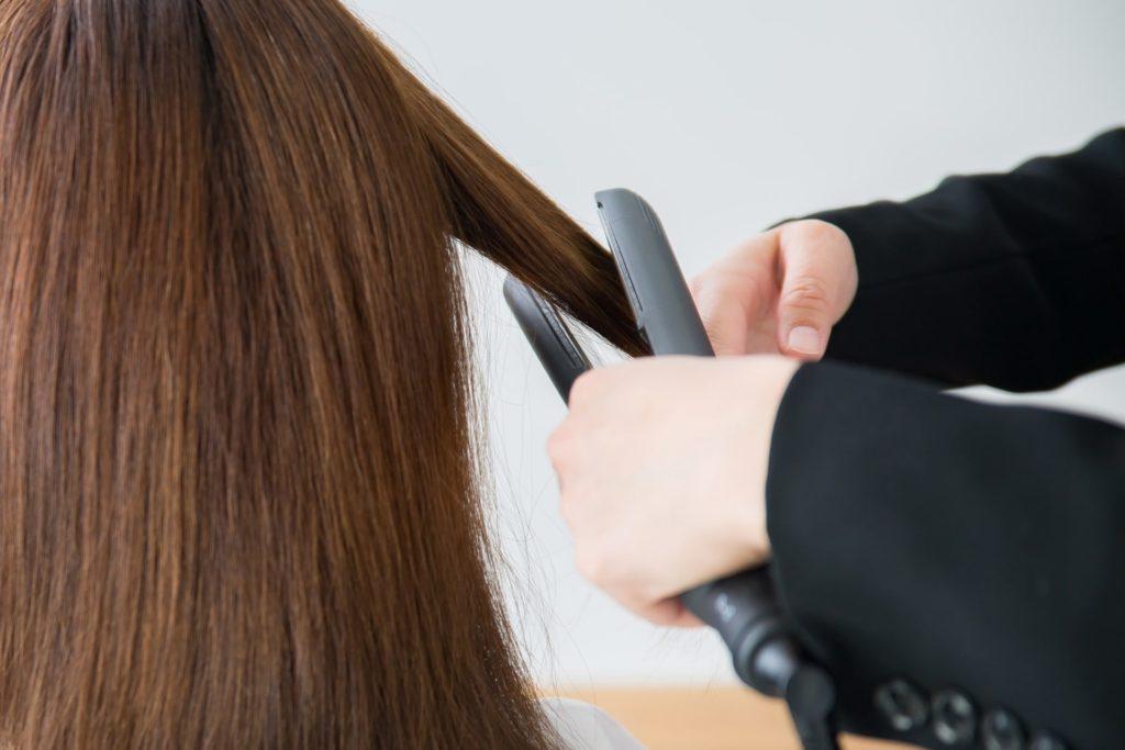 薄毛の症状を隠す為に髪の毛にボリュームを出すには