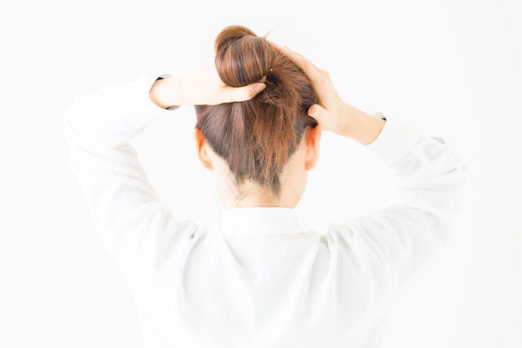 【けんいん性脱毛症】の特徴