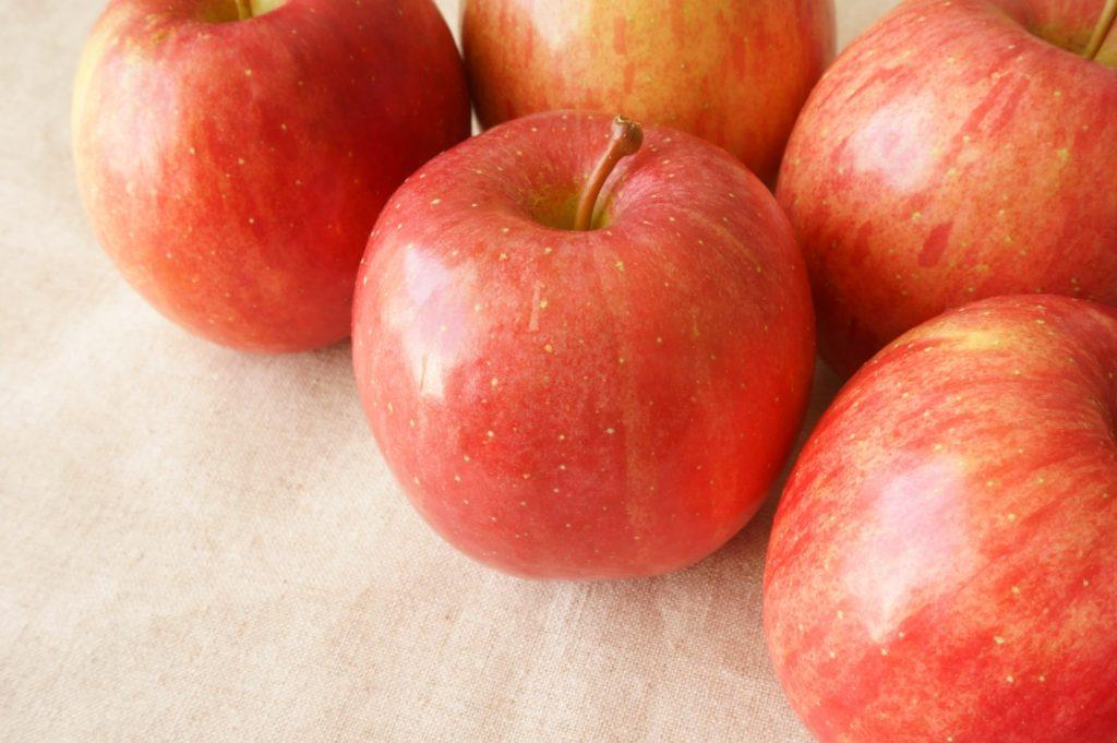 最後に リンゴの効果