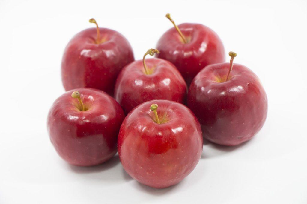 リンゴの効果