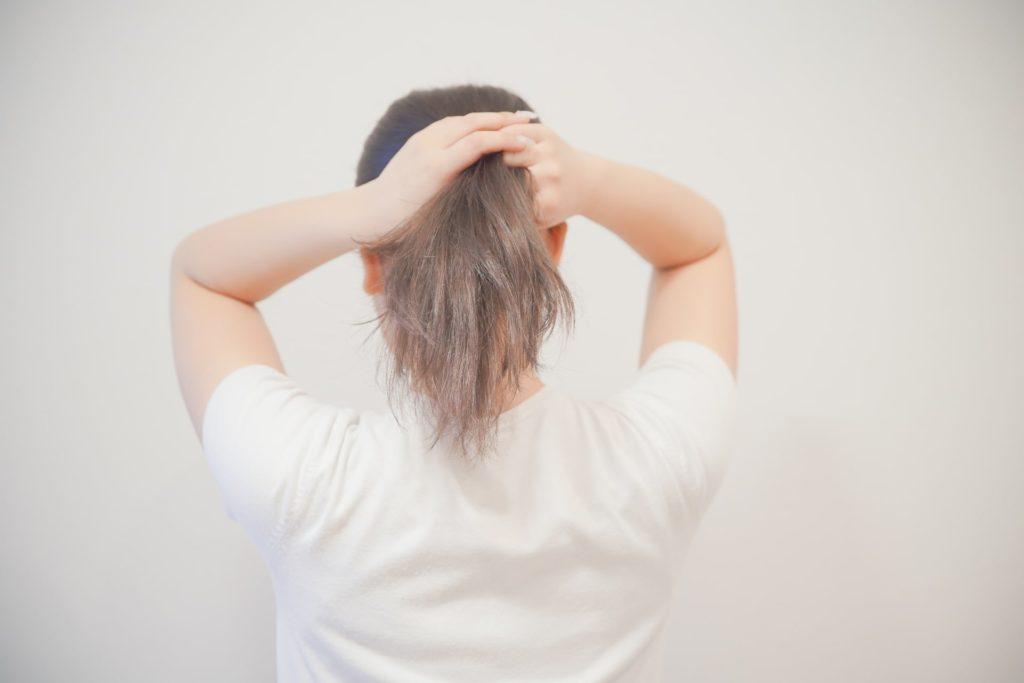 女性の薄毛の原因【けんいん性脱毛症】とは