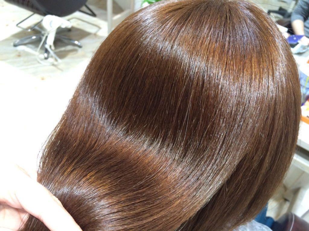 50代の女性の薄毛の症状