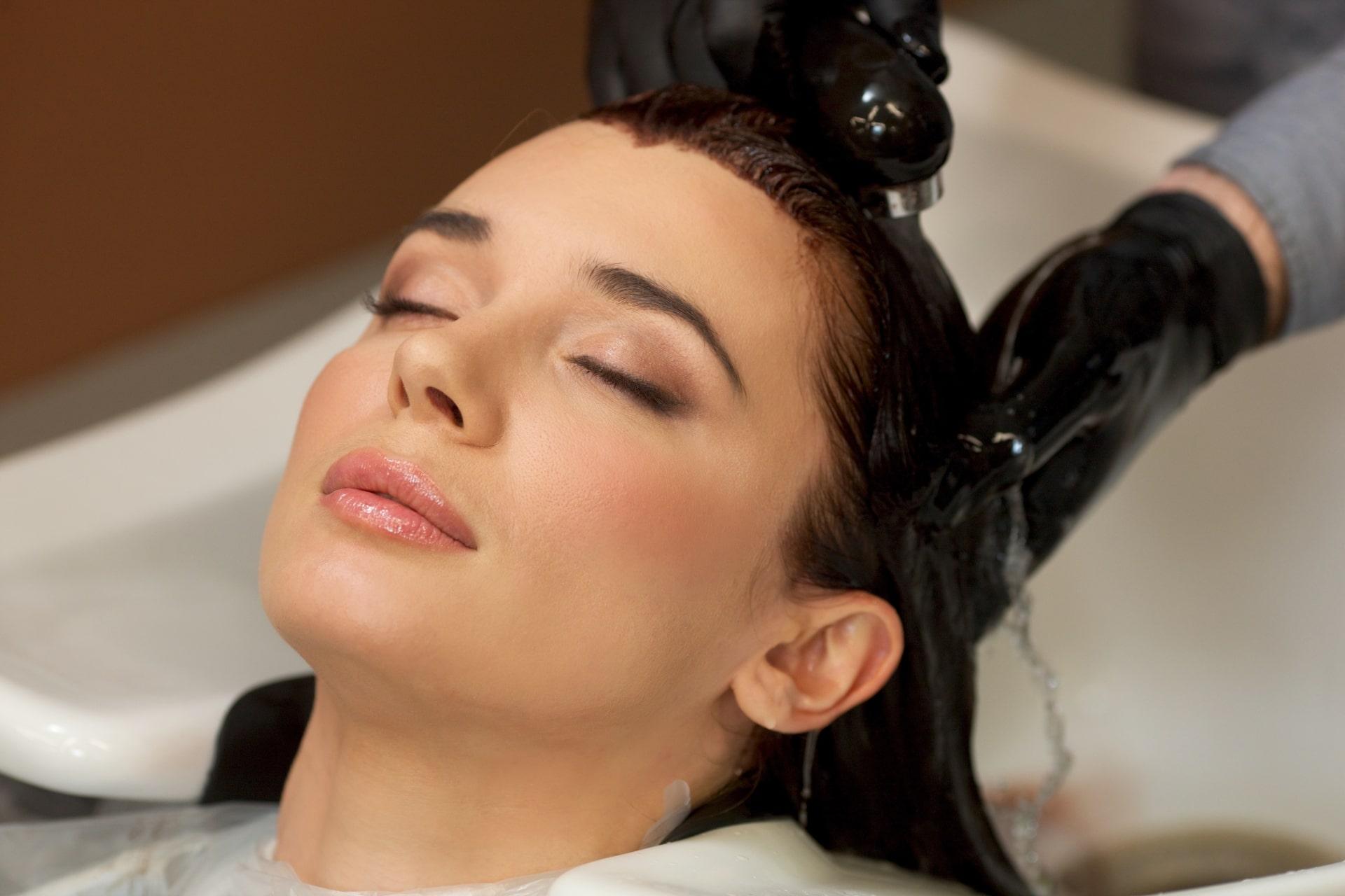 頭皮環境をシャンプーで整える!