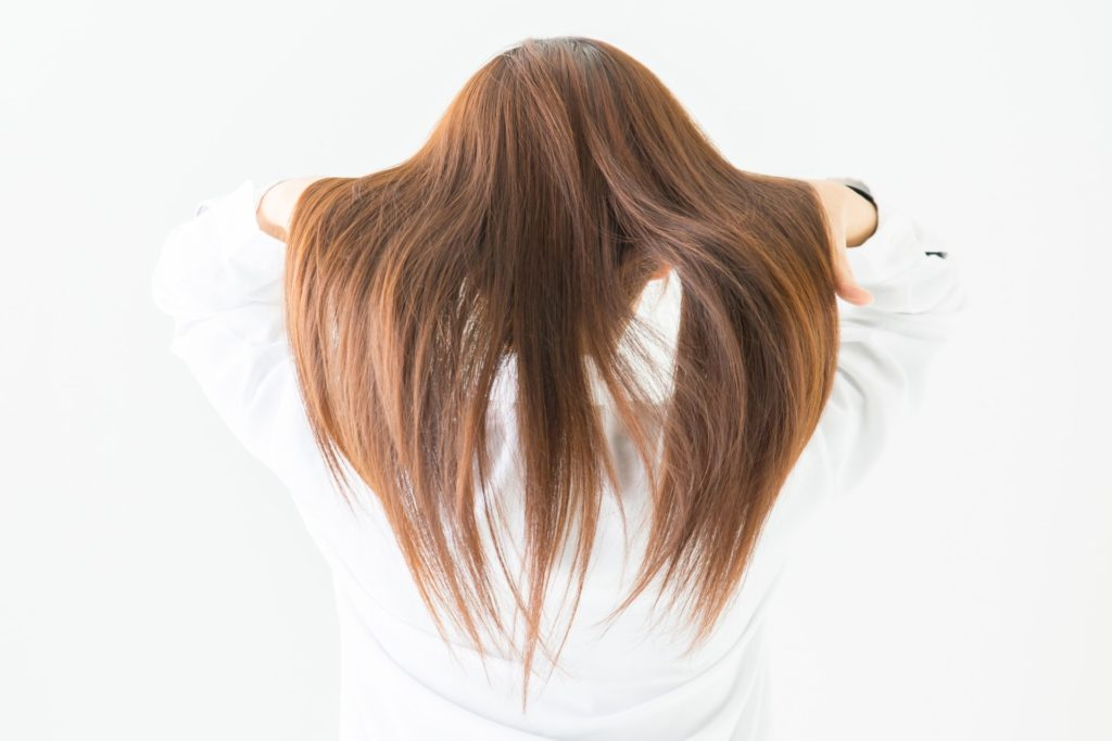 「妊娠」「出産」が原因となる女性の薄毛の症状