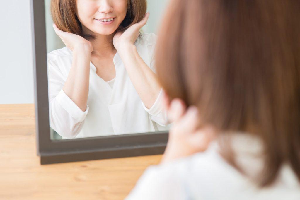 50代の女性の薄毛の症状とは